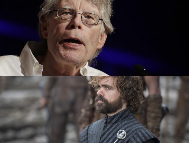 Per Stephen King sarà Tyron a sedere sul Trono di Spade